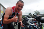 Brecon Sprint Triathlon 2014