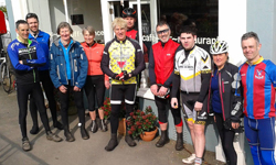 Club Sunday Social Ride