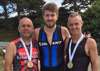 Welsh Aquathlon Champs
